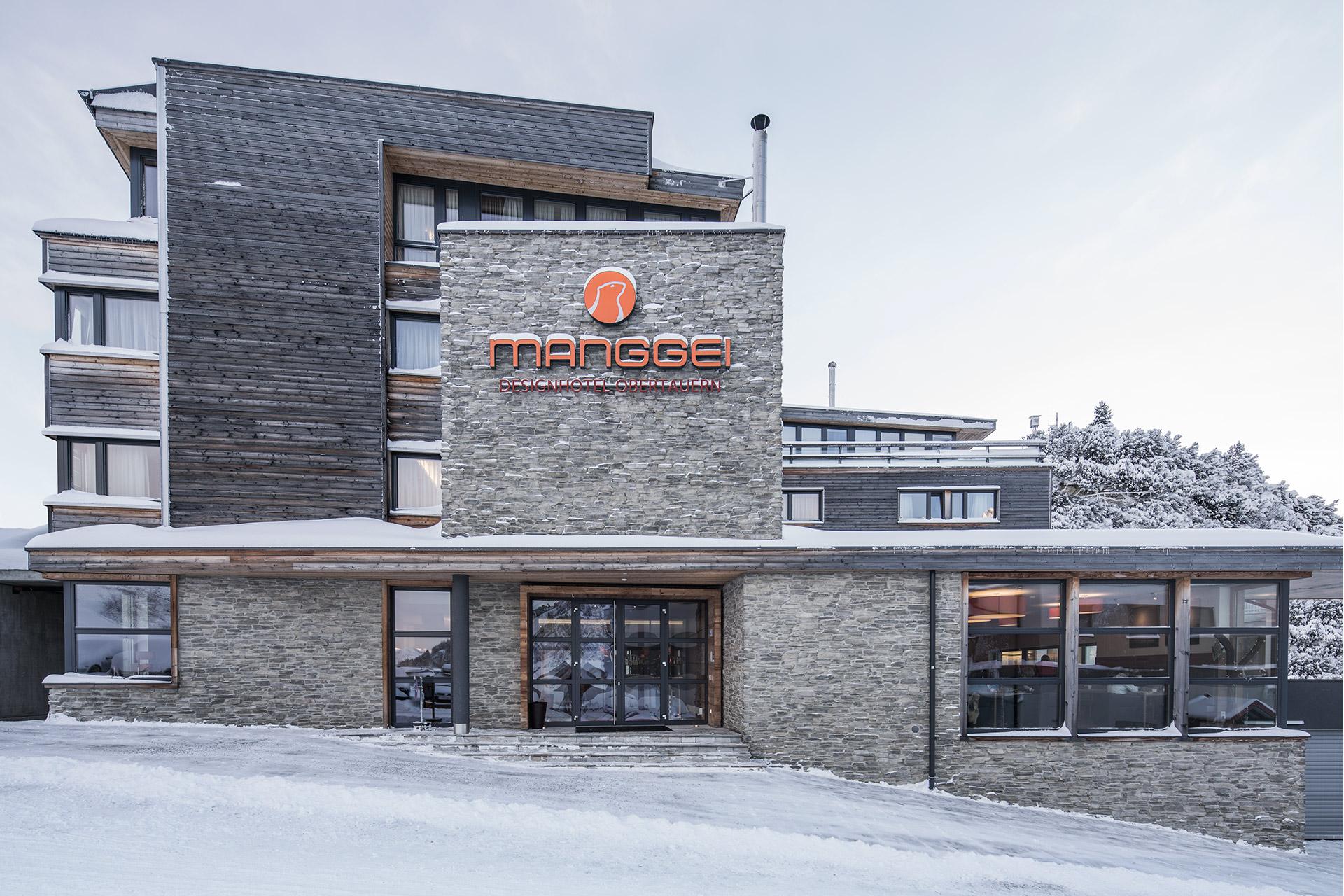 Hotel hotel manggei for Designhotel skigebiet
